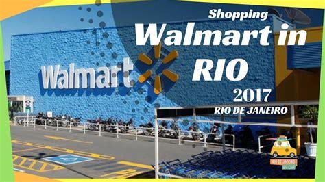 Walmart in Rio   A taste of American Shopping in Rio de ...