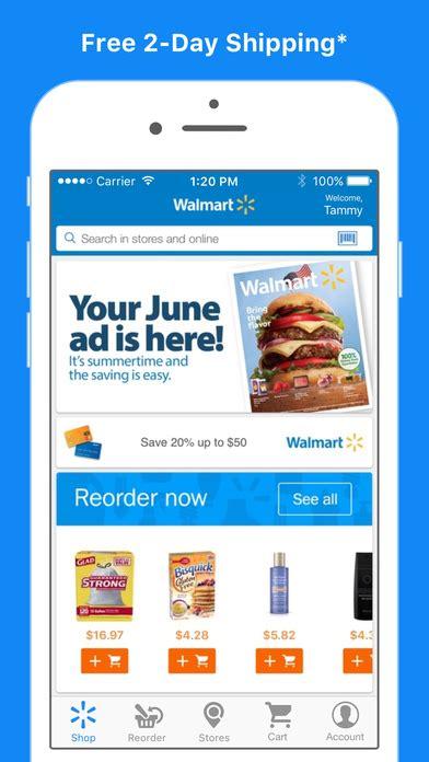 Walmart: In Store & Online Shopping. Easy Reorders   App ...