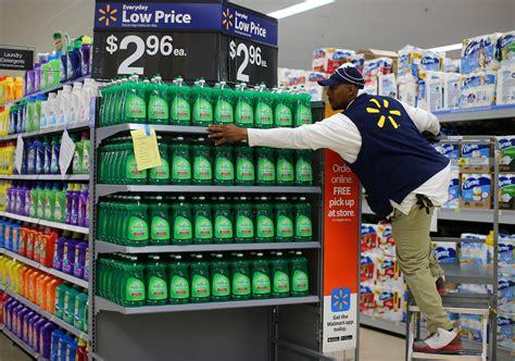 Walmart Is Eliminating Overnight Stocker Jobs At Hundreds ...