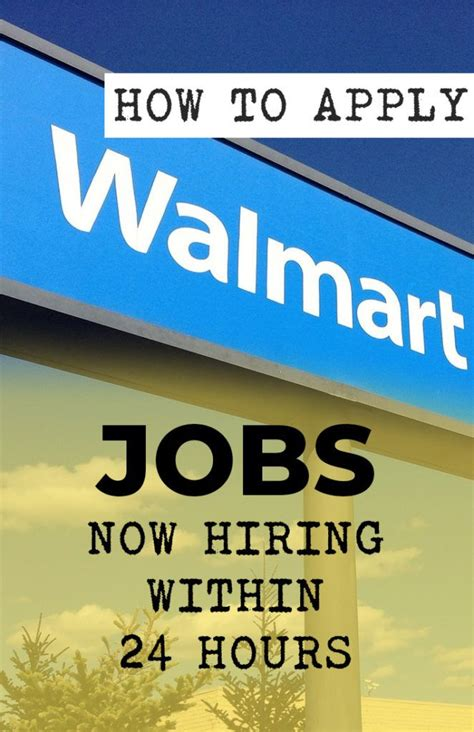 Walmart is Hiring in 2020   How to apply, Hiring process ...