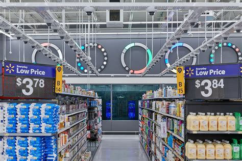 Walmart just opened a 50,000 square foot store of the ...