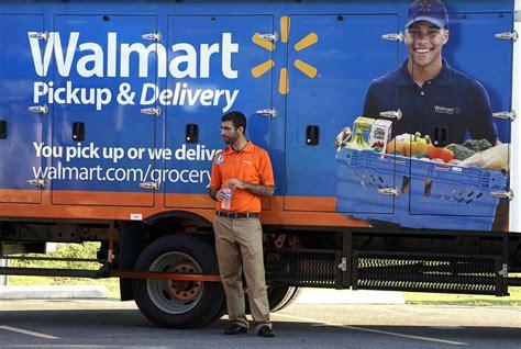 Walmart, Lagging in Online Sales, Is Strengthening E ...