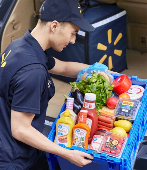 Walmart launches in home grocery delivery in three cities ...