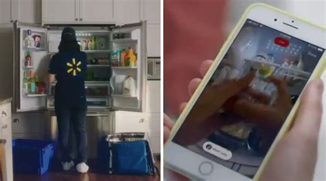 Walmart Launches In Home Grocery Delivery Service; Will ...