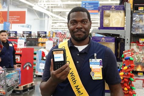 Walmart looks to app to speed up checkout process for the ...