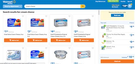 Walmart Online Grocery Pickup   Saving Time in the Twin ...