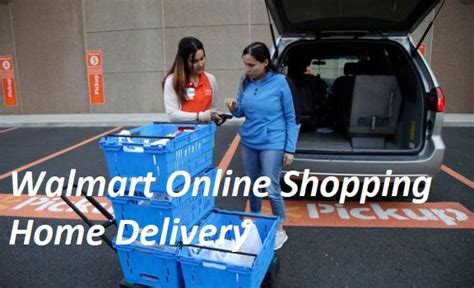 Walmart Online Shopping Home Delivery – Walmart Delivery ...