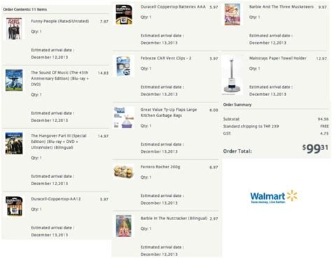Walmart Online Shopping   Look at me go!   My Organized Chaos