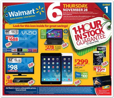 Walmart Releases Largest Black Friday Ad!!! Early Shopping ...