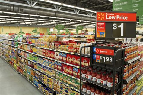 Walmart sales boosted by strong grocery performance | 2018 ...