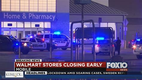 Walmart stores closing early today   YouTube