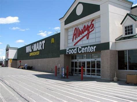 Walmart Stores   Sheridan Construction
