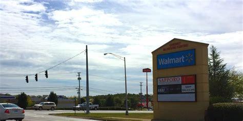 Walmart Supermarket in Osbourne way, Georgetown, Kentucky ...