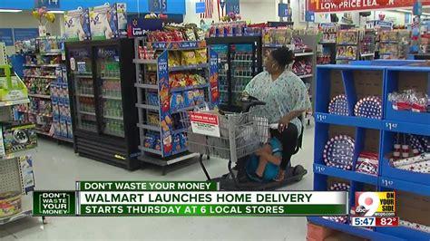 Walmart targets Cincinnati home delivery market with ...