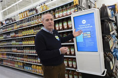 Walmart technology drive: AI and cameras can now mind the ...
