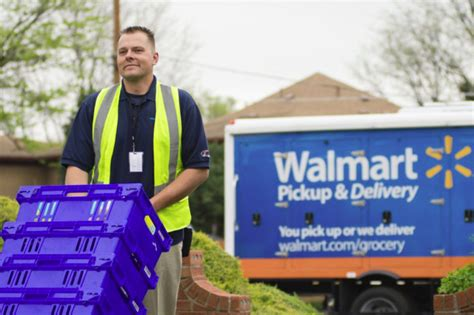 Walmart to expand grocery delivery with four new companies ...