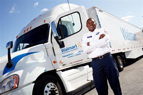 Walmart Truck Driver