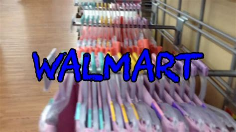 WALMART VIDEO!!   YouTube
