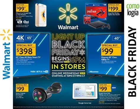 Walmart Viernes Negro 2019: Ofertas de Walmart Black ...