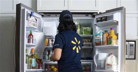 Walmart wants to deliver groceries — and put them in your ...