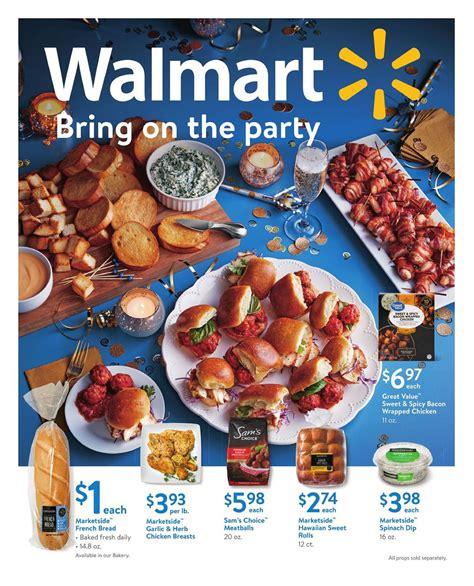 Walmart Weekly Ad Dec 26   Jan 6 2018