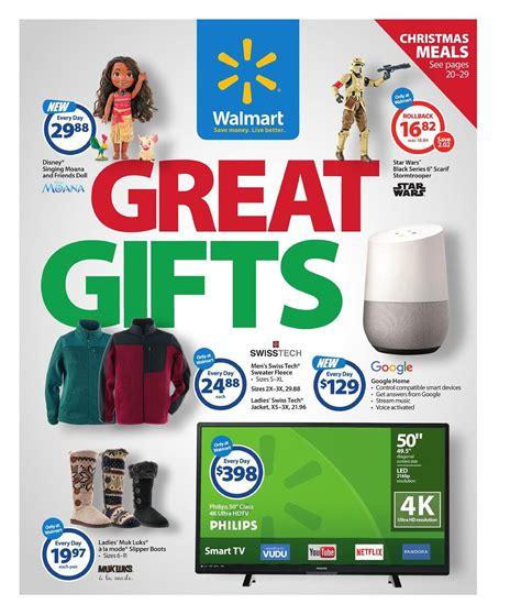 Walmart Weekly Ad Gifts Dec 2   17 2016   WeeklyAds2
