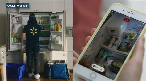Walmart working on grocery delivery service