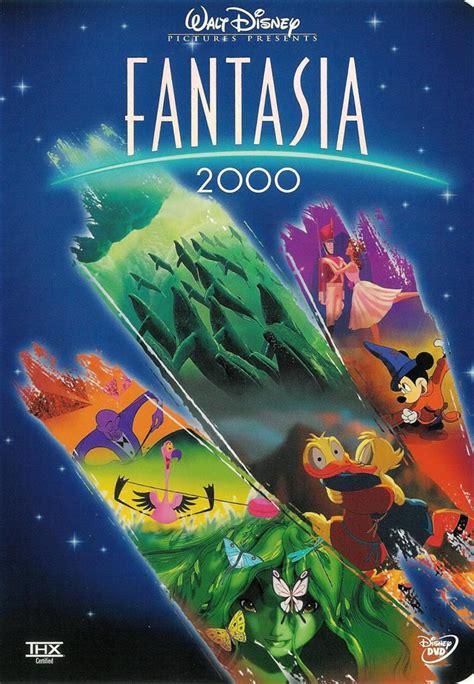 Walt Disney Fantasia 2000 DVD DTS THX   eBay