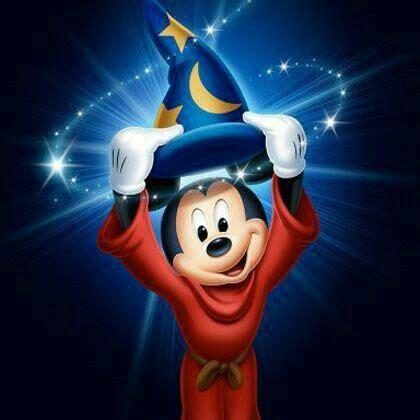 Walt Disney Mickey Mouse  Fantasia | WALT DISNEY CLASSIC ...