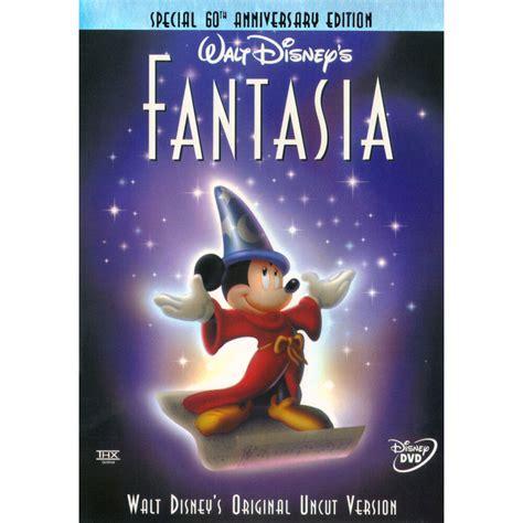 Walt Disney s Fantasia  DVD, 2000, Restored Special 60th ...