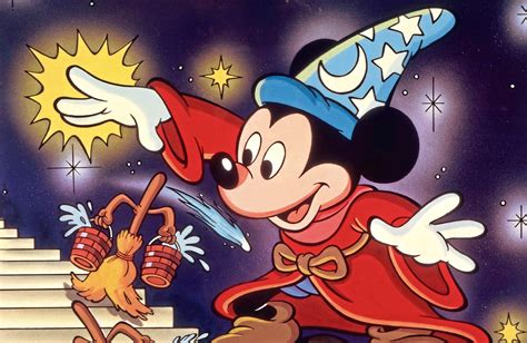 Walt Disney s most magical creation Mickey Mouse has put a ...