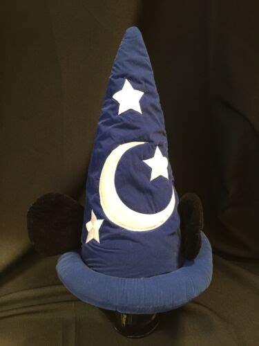 Walt Disney World Fantasia Mickey Mouse Ears Sorcerer Blue ...