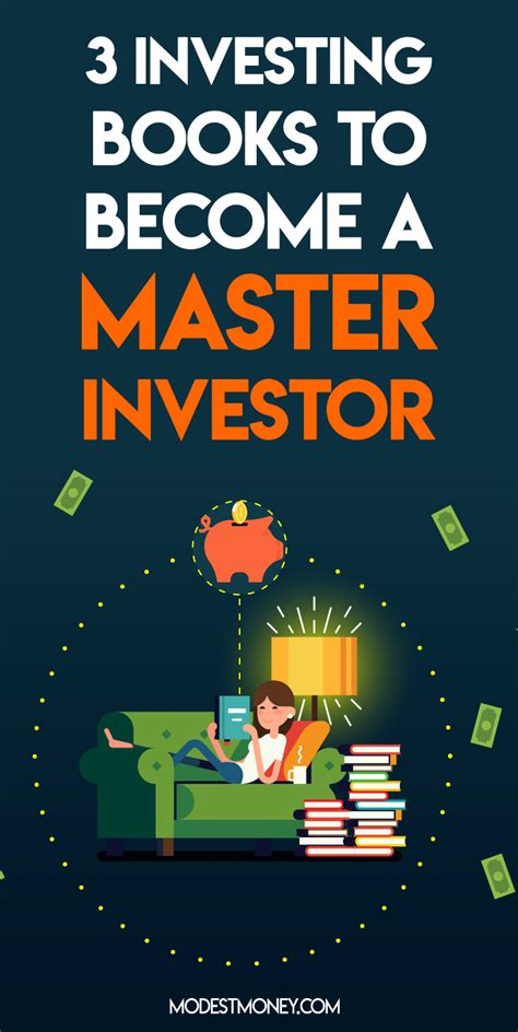 Want to become a master investor? These three books should ...