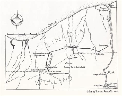 War of 1812 Heroine Laura Secord