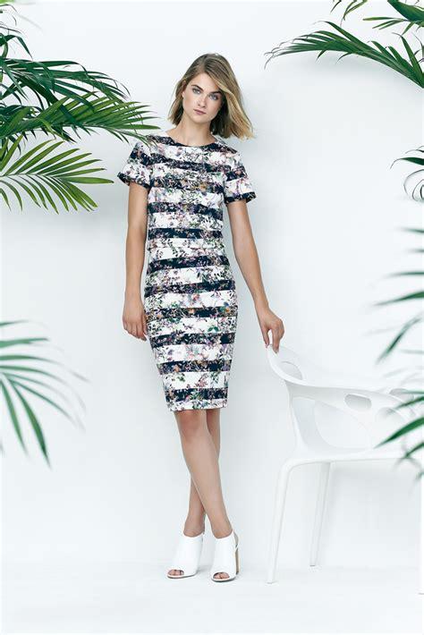 Warehouse Polo Stripe   Falda Stripe | Outfits, Dresses ...