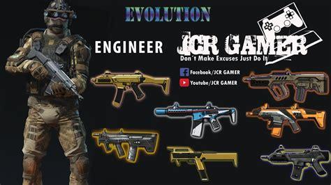 Warface NA Evolución de las Mejores Armas de cajas de ...