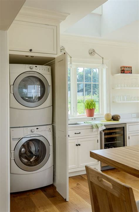 Washer And Dryer In Kitchen Ideas | Trockner auf ...