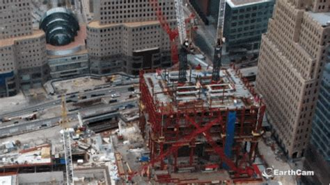 Watch 11 Years of World Trade Center Construction in Two ...