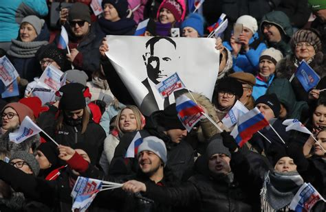 WATCH and LISTEN: Putin Sings Russian National Anthem With ...