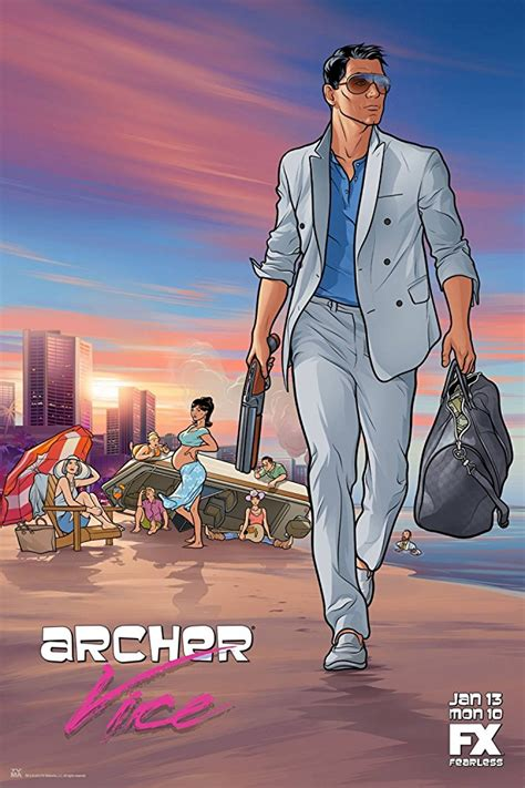 Watch Archer   Season 9  2018  Ep 8   FMovies