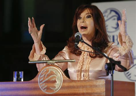 Watch Argentina President Dancing Video: Cristina ...