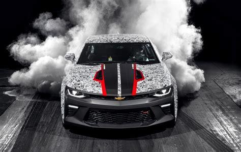 Watch Chevy Camaro SS Drag Racing Development Concept ...