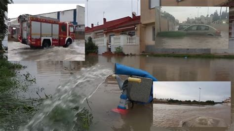 WATCH: Costa Blanca red alerts for torrential rain reduced ...