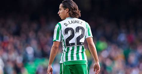 WATCH: Diego Lainez's first goal with Real Betis   FMF ...