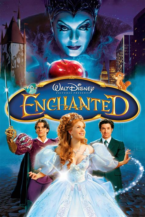 Watch Enchanted  2007  Online For Free Full Movie English ...
