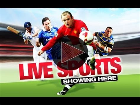 Watch Free Live Streaming Sports Channels Football Matches ...