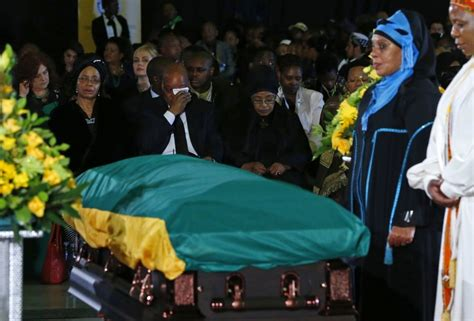 Watch Live: Nelson Mandela s Funeral in His Home Village ...
