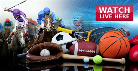 Watch Live Sports Online For Free | Football, Tennis, NBA ...