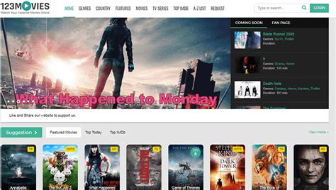 Watch movies online free with 123 movies