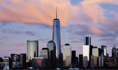 Watch One World Trade Center Rise And Change The New York ...